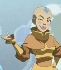 Actress Aang Voice  Avatar The Last Airbender Show