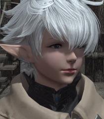 Alisaie Voice Final Fantasy XIV Stormblood Game