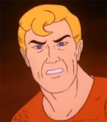 Aquaman  Arthur Curry Voice  Challenge of the Super