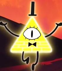 Bill Cipher Voice  Gravity Falls Show  Behind The