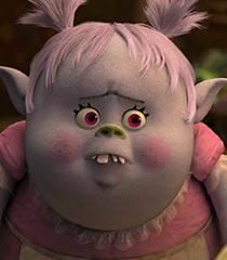 bridget voice trolls movie