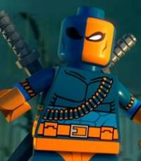 Voice Of Deathstroke - LEGO DC Comics Super Heroes ...
