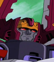 Fall Hedgehog Wallpaper Voice Of Galvatron Transformers Armada Behind The