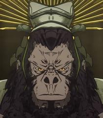 Gorilla Grodd Voice  Batman Ninja Movie  Behind The