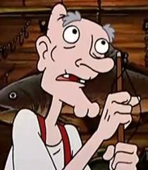 Grandpa Steely Phil Voice  Hey Arnold The Movie