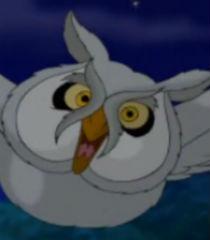 Great White Owl Voice  Stellaluna Movie  Behind The