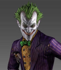 Joker Voice Batman Arkham Asylum Game Behind The