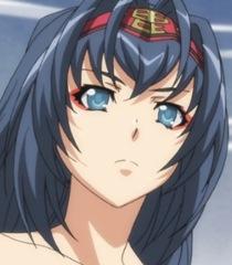 Kagekatsu Uesugi Voice  Samurai Girls franchise  Behind