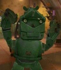 Lug Voice  Robots franchise  Behind The Voice Actors
