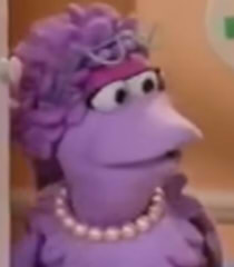Miss Etta Kette Voice  Barney You Can Be Anything