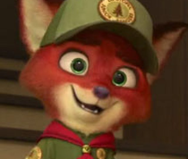 Nick Wilde Young