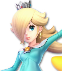 Rosalina Voice Super Smash Bros Ultimate Game