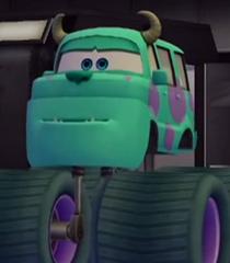 James P Sullivan Voice Monsters Inc Franchise