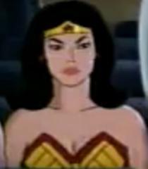 Wonder Woman Voice  Behind The Voice Actors