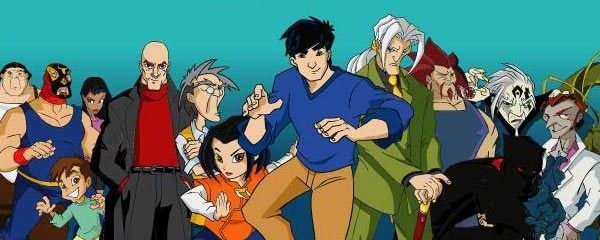 jackie chan adventures franchise