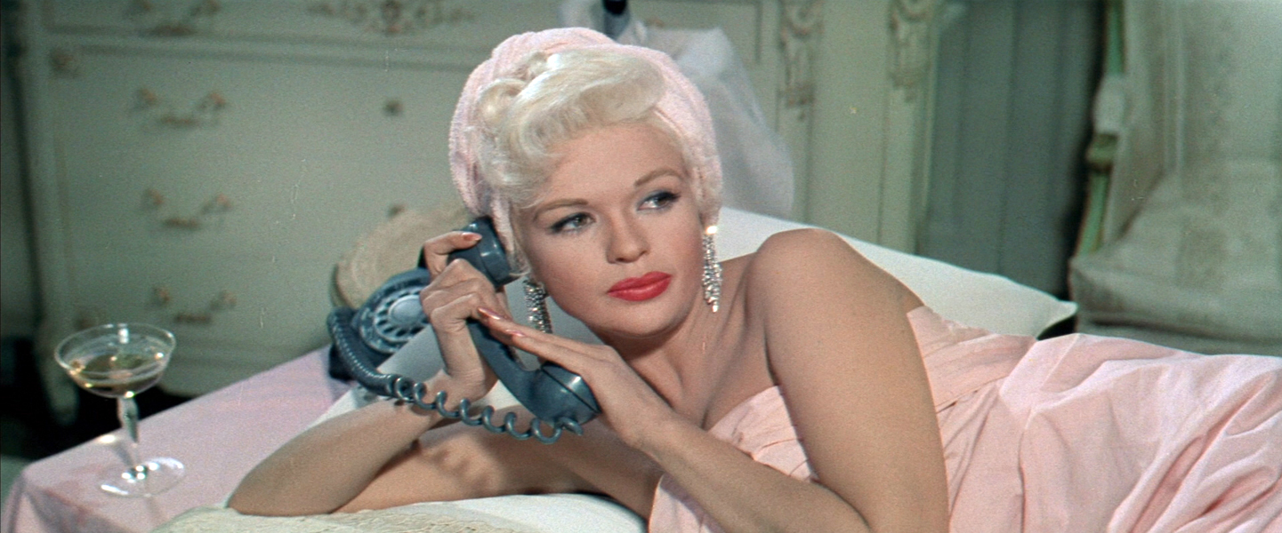 Jayne Mansfield in Will Success Spoil Rock Hunter? (Sirene in Blond) 1957