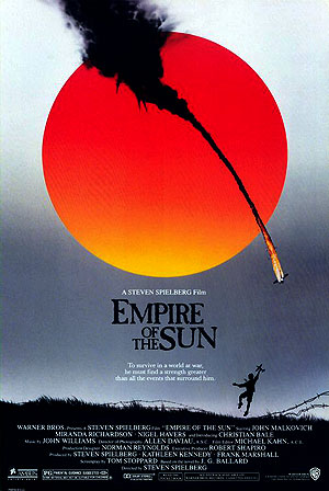 Empire Of The Sun, dir. Steven Spielberg, 1987
