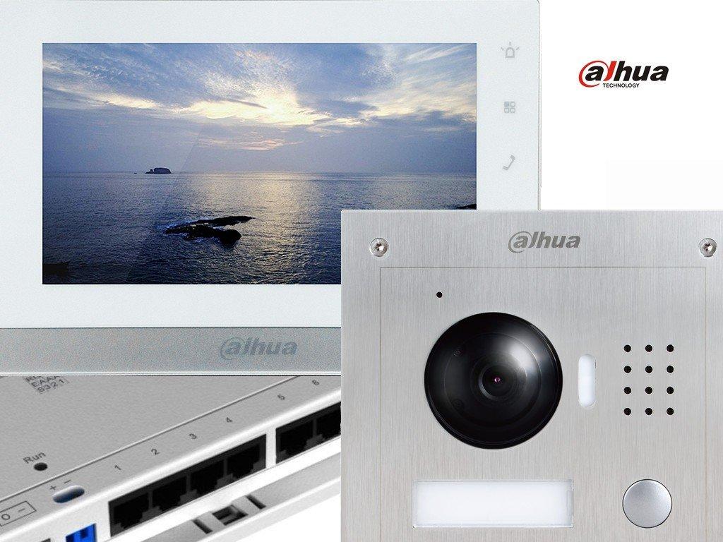 Dahua Video Intercom Kit The Specialist In IP-security Cameras