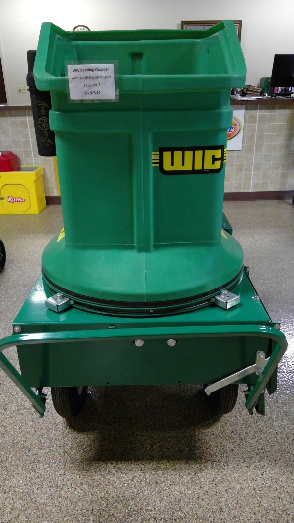 Wic Feed Carts Year Of Clean Water