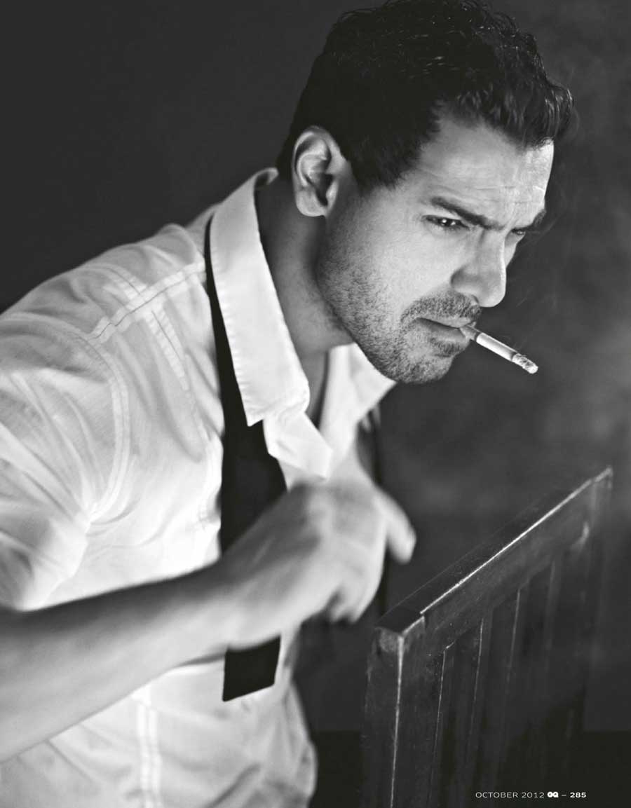 Cigarette Quotes Wallpaper John Abraham Smoking Pics Popopics Com