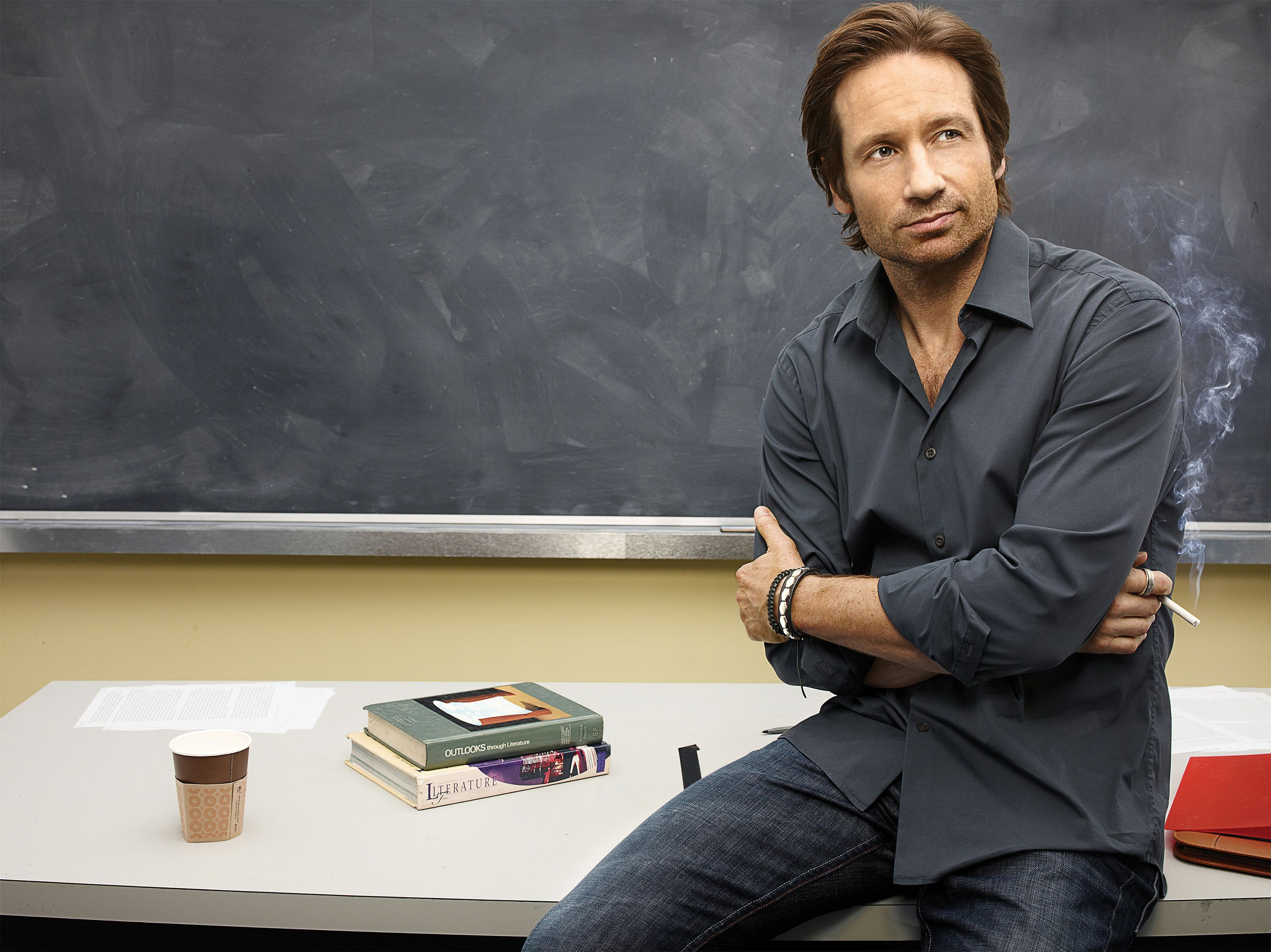 Smoking Quotes Hd Wallpapers David Duchovny Hd Wallpapers Popopics Com