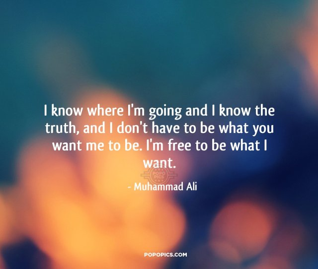 Truth Quote By Muhammad Ali