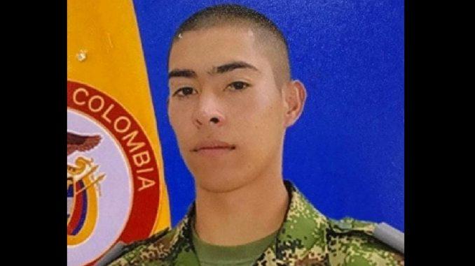 Cuerpo hallado en río Fucha sí es el del soldado que había desaparecido en agosto