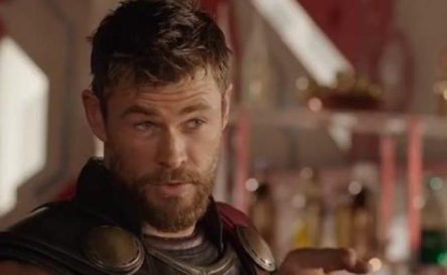 Thor Ragnarok Taika Waititi Chris Hemsworth Comedic