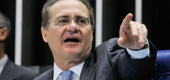 Renan Calheiros foi absolvido pela 2ª turma do Supremo Tribunal Federal (STF)