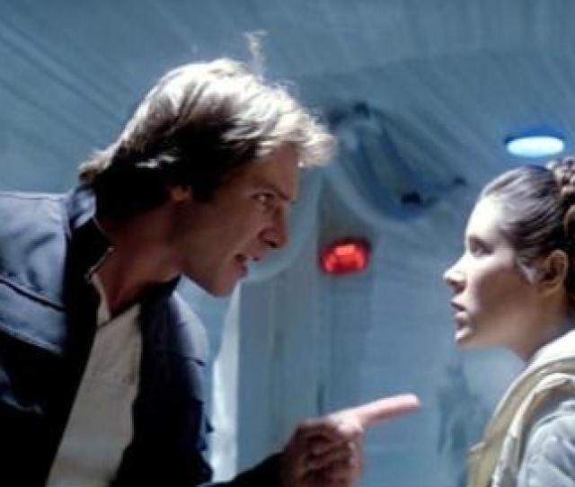 Star Wars Actress Reveals Why Han And Leia Split Up Gamespot Gamespot Com