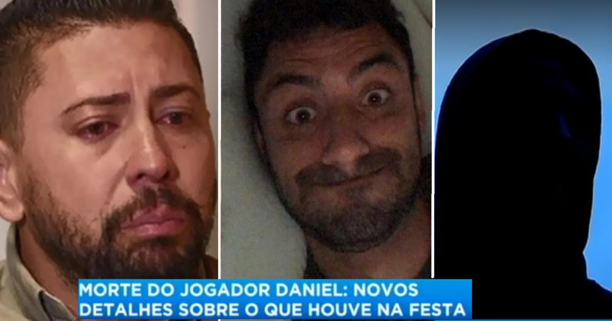 Caso Daniel Testemunha Que Ficou Com Jogador Antes Do