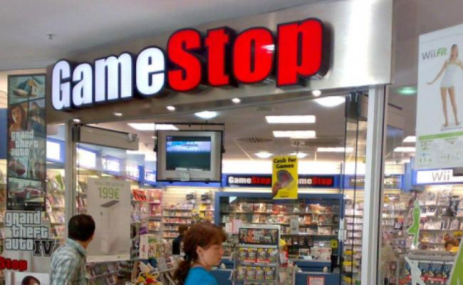 Gamestop In Talks With Buyout Firms After Declining Sales