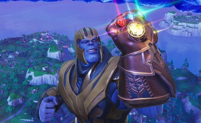 Epic Games Is Bringing The Infinity Gauntlet Ltm Back To