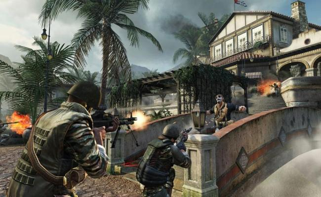 Call Of Duty Black Ops Reboot Has Been Leaked The Game