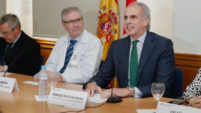 Joseba Barroeta y Enrique Ruiz Escudero