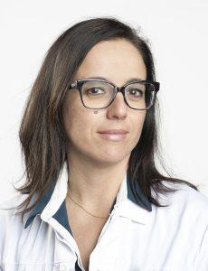 La neurocirujana Jocelyne Bloch.