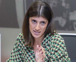 Marta Guillán Rodríguez, neuróloga y coordinadora de la Unidad de Ictus del Hospital Universitario Rey Juan Carlos, de Madrid