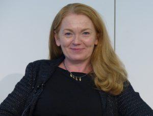 Helen Colhoun, de la Universidad de Edimburgo.