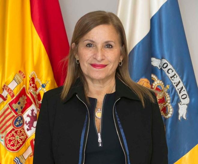Antonia María Pérez Pérez, directora de Recursos Humanos del Servicio Canario de Salud.