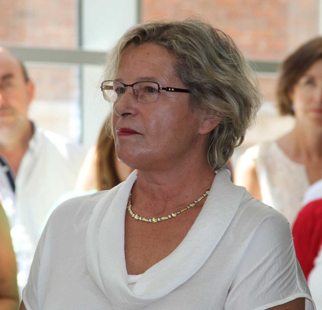 Concha Nafría, directora de Profesionales de la Gerencia Regional de Castilla y León (Sacyl).