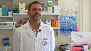 Victoriano Mulero, grupo de Inmunidad, Inflamación y Cáncer del IMIB y de la UMU.
