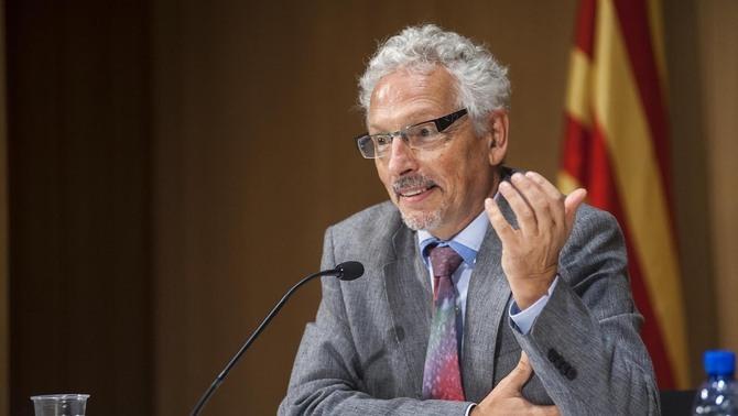 El jutge Santiago Vidal en una imatge d'arxiu