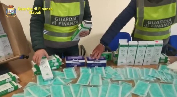 Coronavirus, mascherine rubate da ospedali e aeroporti da Torino ...