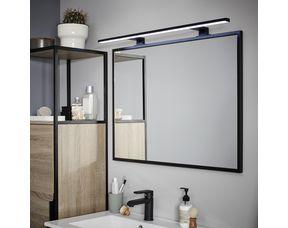 Miroir Metal Salle De Bains Lapeyre