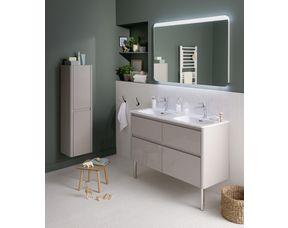 pieds pour meubles de salle de bains arronde