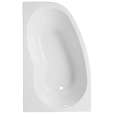 Baignoire dangle en toplax version gauche INDIANA  Salle de bains