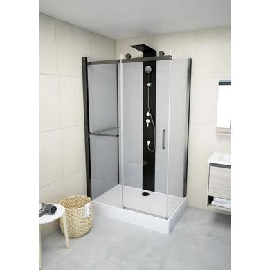 cabine de douche villa hydromassante