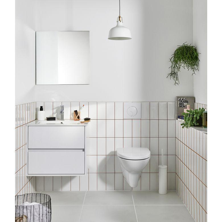 Pack NIKA avec robinetterie - Salle de bains - Lapeyre