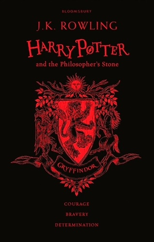Image result for harry potter house edition gryffindor cover