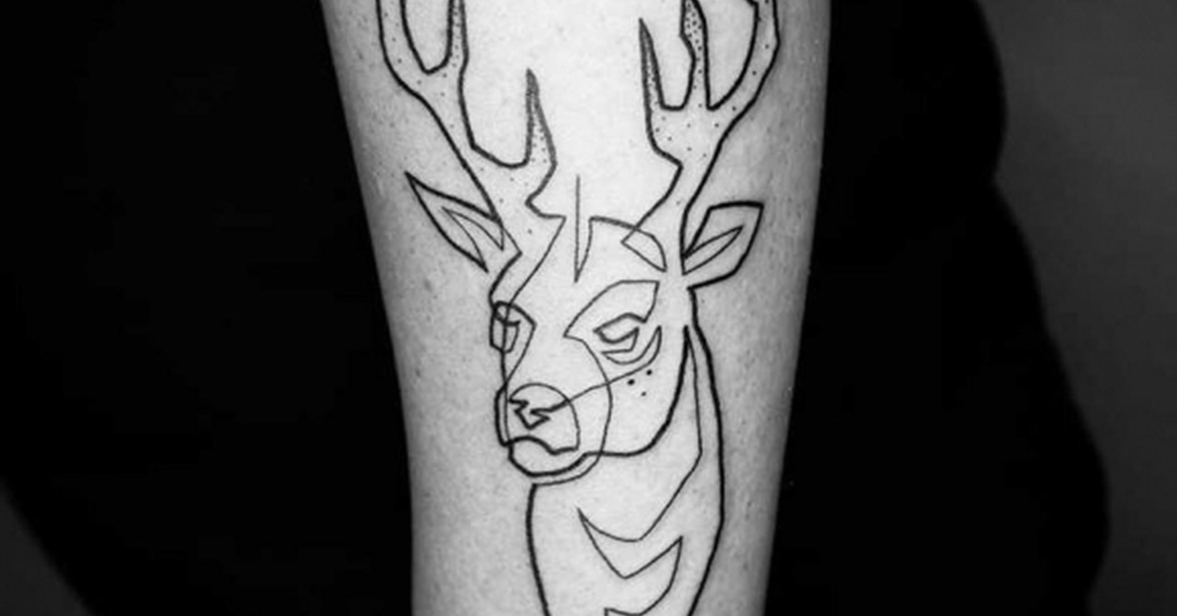 Cuánta Razón Estos Tatuajes Son Una Sola Línea Para Fli Par O